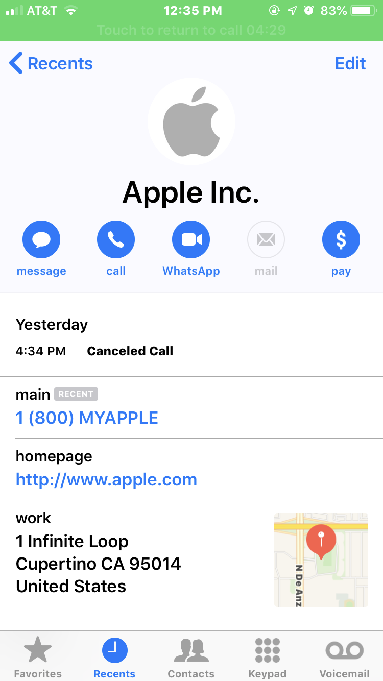 Apple Support Scam is a new Voice Phishing Trick | Tech