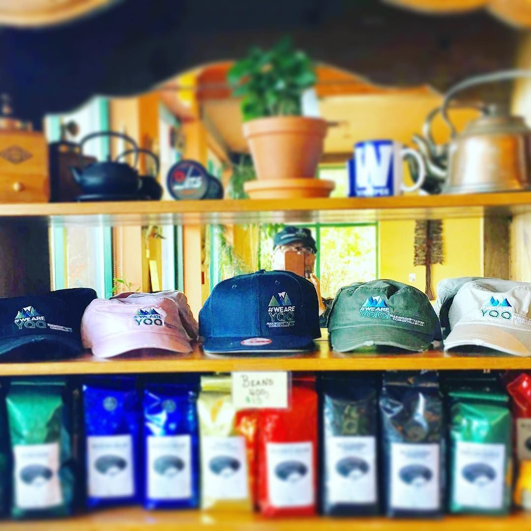 The brand of Comox Valley entrepreneurs and creatives! LIFTComox Valley hats (caps and snap-backs) now available at Bayside Cafe.  #MakingShiftHappen