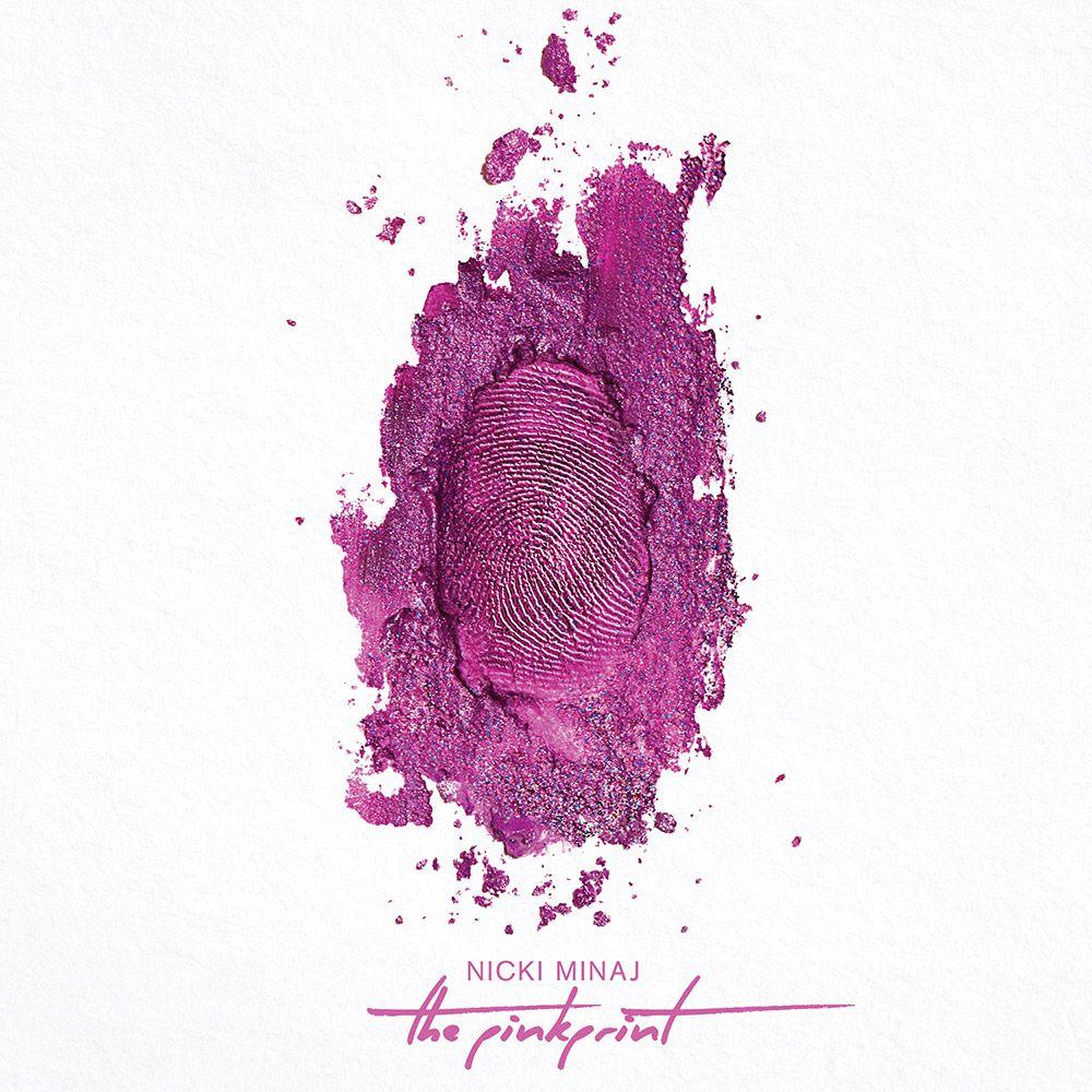 Best Album Covers Art The Pinkprint Album Cool Album Covers