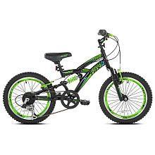 d3a1260cb2d Boys 18 inch Avigo TRX 18 Dual Suspension Bike | gift | Bike, Trx ...