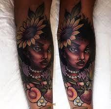09d2caf0e Dark Skin Tattoos 42 | Dark Skin Tattoo | Dark skin tattoo, Skin ...