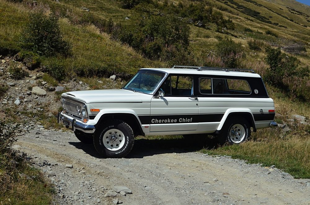 Jeep Wagoneer By Hans Arwick On Jeeps Jeep Jeep Suv