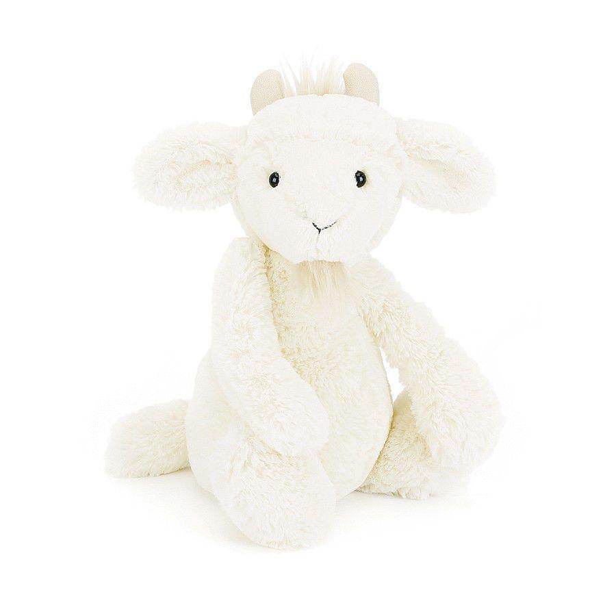 Bashful Billy Goat By Jellycat Stuffed Animal New Soft Toy Animals Goat Stuffed Animal Jellycat Stuffed Animals