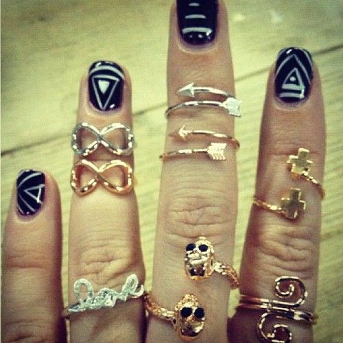 love dese rings