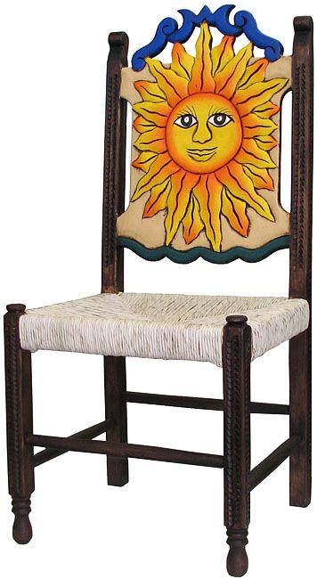 Lg woven sun chair muebles decorados pinterest for Casa mexicana muebles