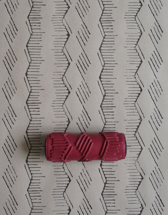 Rouleau peinture motifs de peinture par patternpaintrollers craft pinterest motifs - Rouleau peinture motif ...
