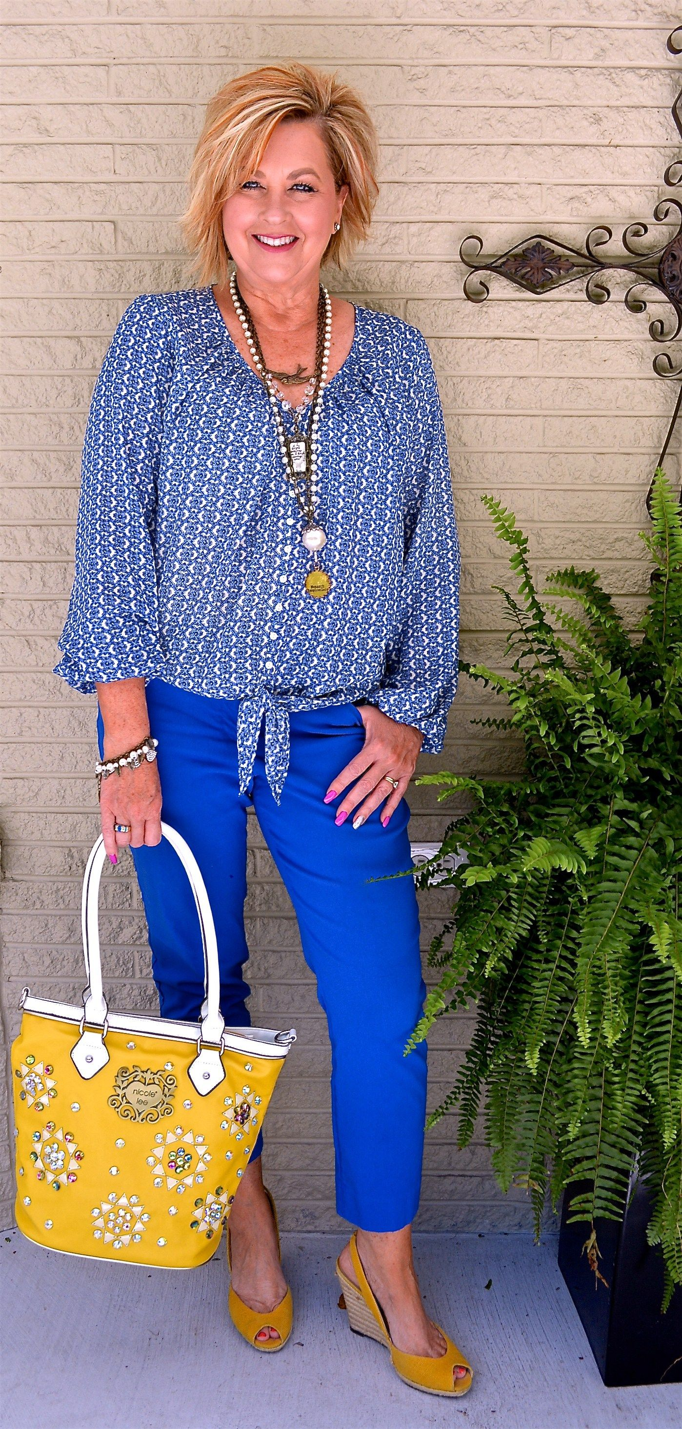 AGELESS STYLE LINK-UP, VACATION WEAR - 29 IS NOT OLD  Womens