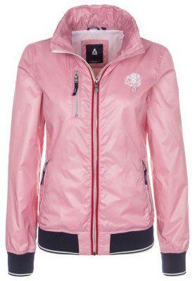 SUNRISE - Summer jacket - pink