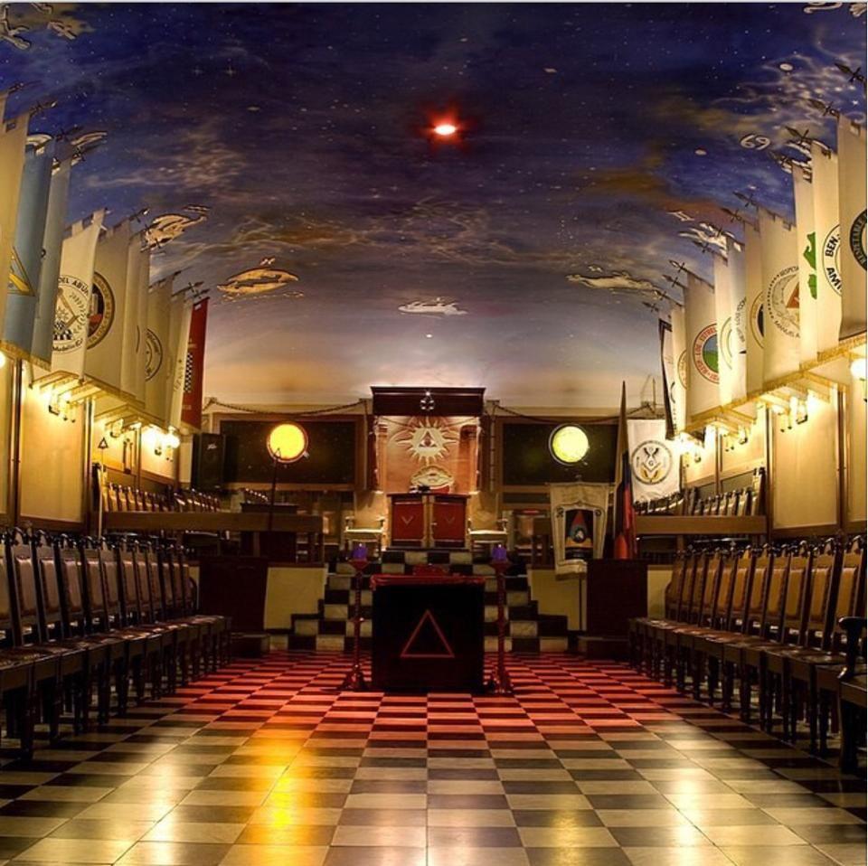 Grand Lodge of Columbia.
