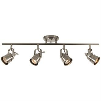Rail Jupiter 4 Lumieres Track Lighting Ceiling Lights Lighting