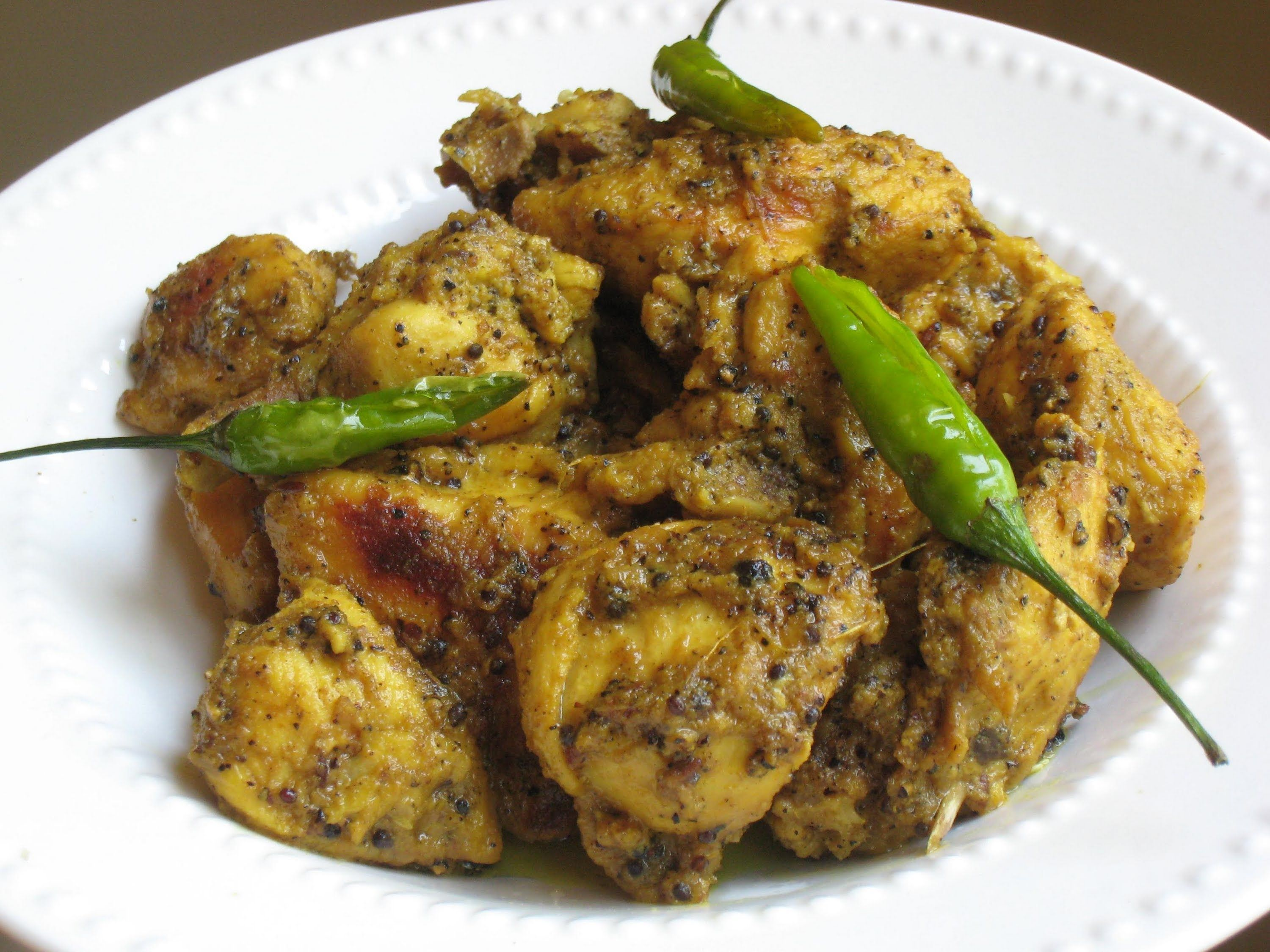 Kali mirch chicken easy cook with food junction indian chicken kali mirch chicken easy cook with food junction forumfinder Choice Image