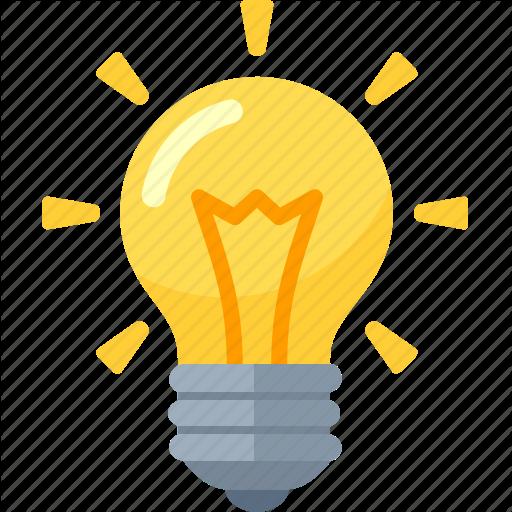 Brainstorming Business Idea Light Bulb Icon Download On Iconfinder Light Bulb Icon Light Icon Brainstorming