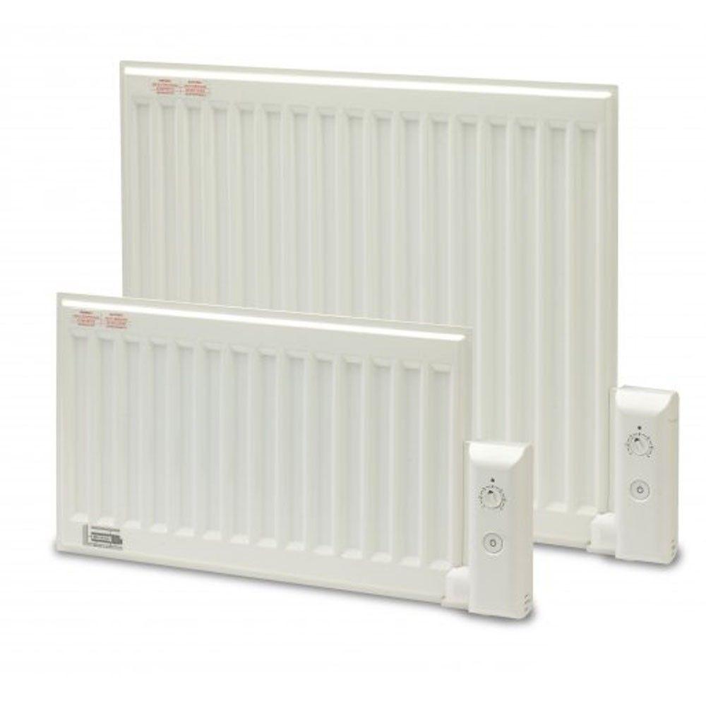 Adax Oil Filled Electric Radiator Panel Heater Slimline Wall