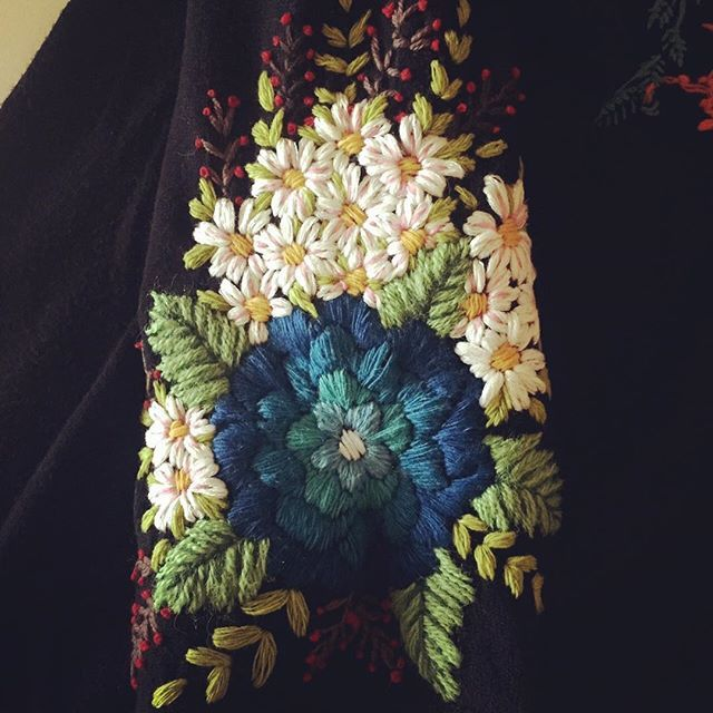 #handembroidery #embroidery #byNina