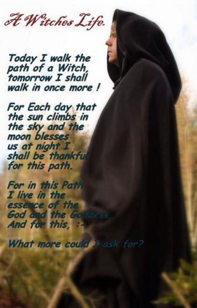 Male Witch Self Portrait Out In The Country Pagan Wicca Witch