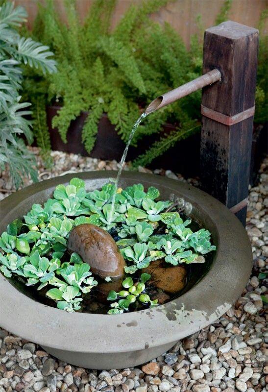 Fontes De Jardim   Pinterest   Brunnen, Garten Deko Ideen Und Japan Garten