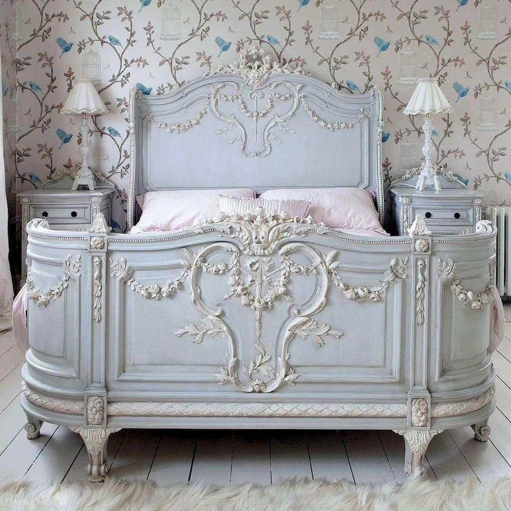 36 Simple French Country Bedroom Decor Ideas on A Budget