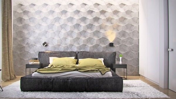 Bedroom Wall Textures Ideas & Inspiration | Well Done Interiors