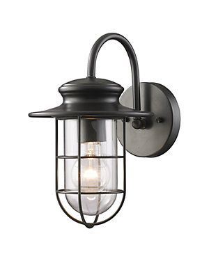 1-Light Portside Sconce