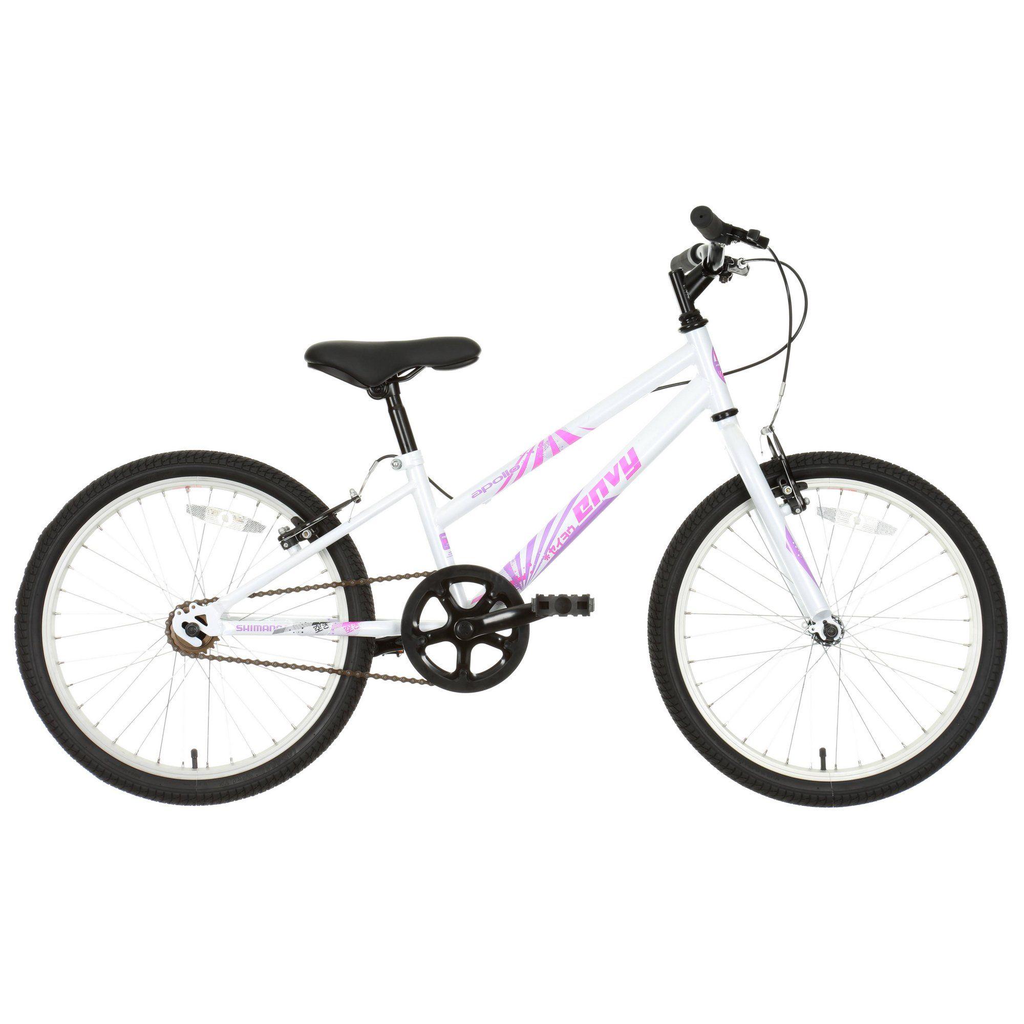 Apollo Envy Girls Hybrid Bike 20 Kids Road Bike Kids Bike Bmx Bikes