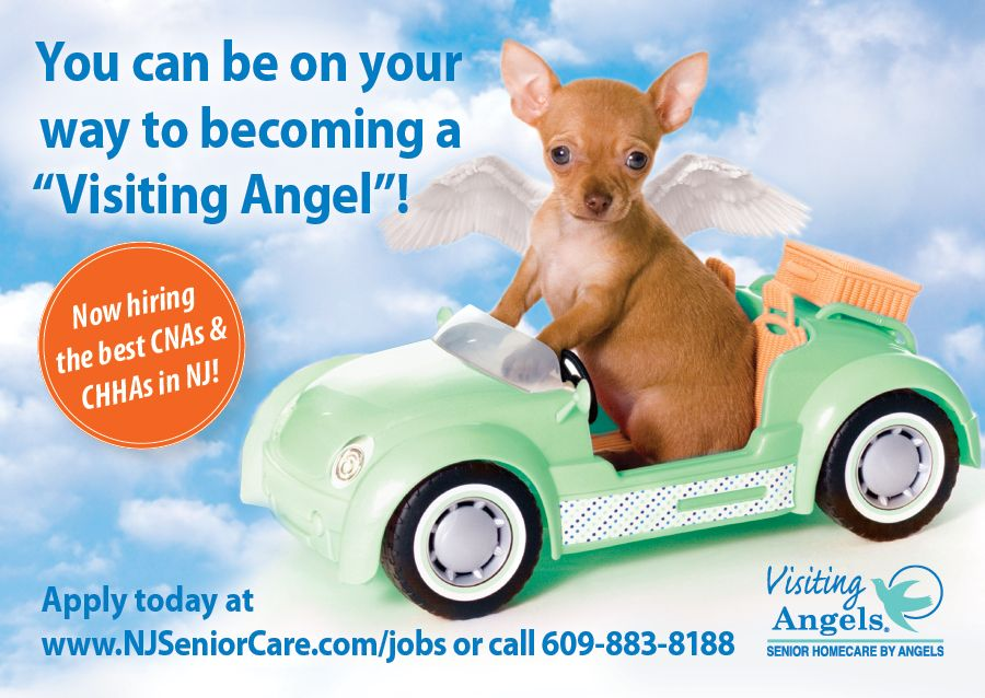 Visiting Angels in Mercer and Burlington Counties is