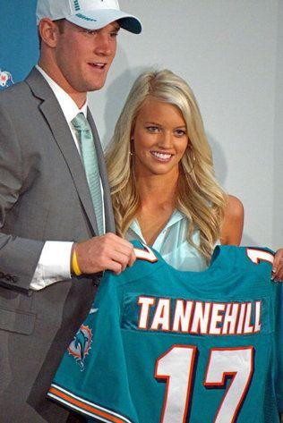 Tannehill Wife Maxim