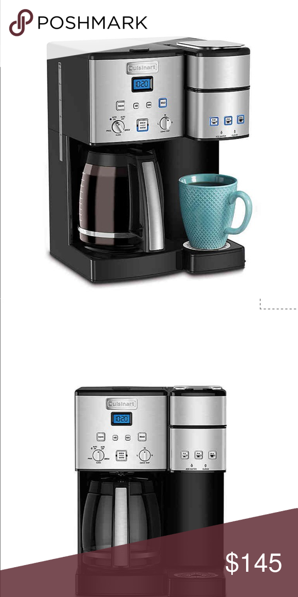 Reg Price 199 99 This Is A Steal Cuisinart Coffee Maker How To Make Tea Coffee Brewing