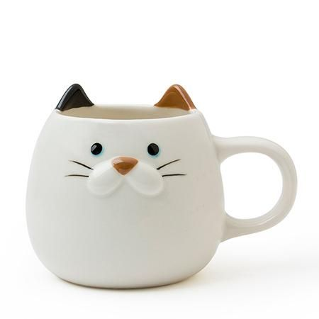 Cat Ears - Japanese Tea Mug