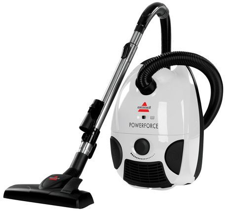 BISSELL Powerforce Canister Vacuum for sale at Walmart