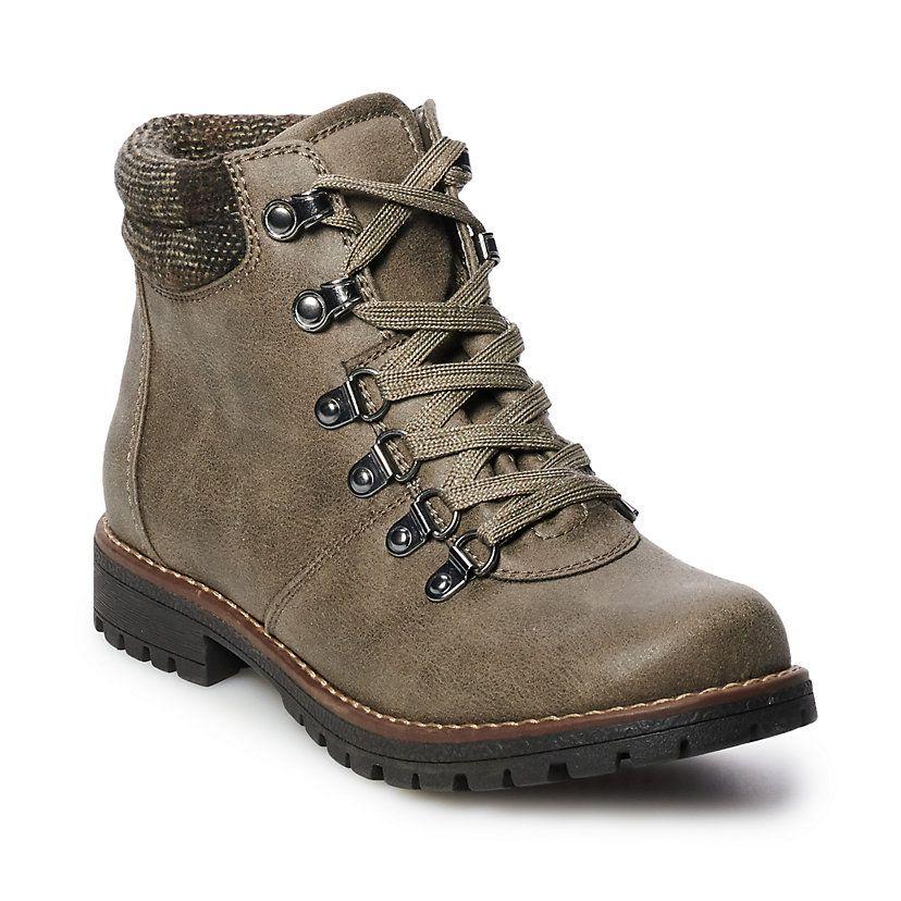 Crayon Women's Hiking Boots