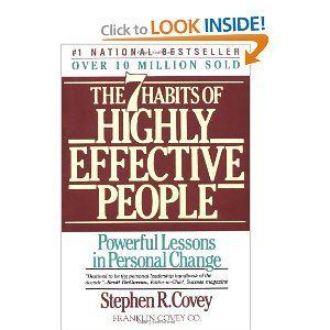 7 Habit of Highly Effective People