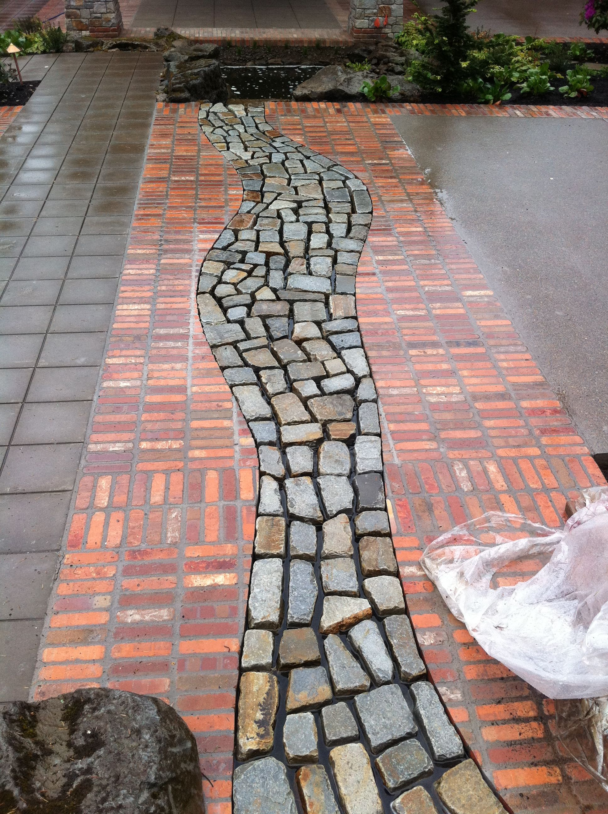 Pin by Mark on Water feature Water features, Masonry, Water