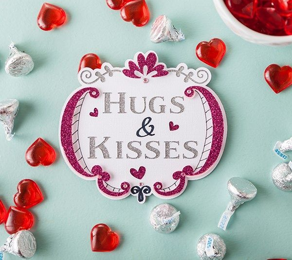 Hugs and Kisses Valentine