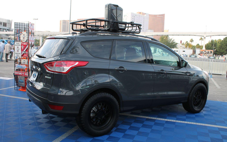 2014 Ford Escape Tires >> 2012 Ford Escape Off Road In 2014 Ford Escape Modifications