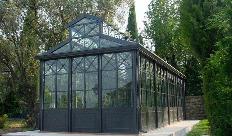 Verande in ferro cerca con google tettoie recinzioni - Serre da giardino usate ...