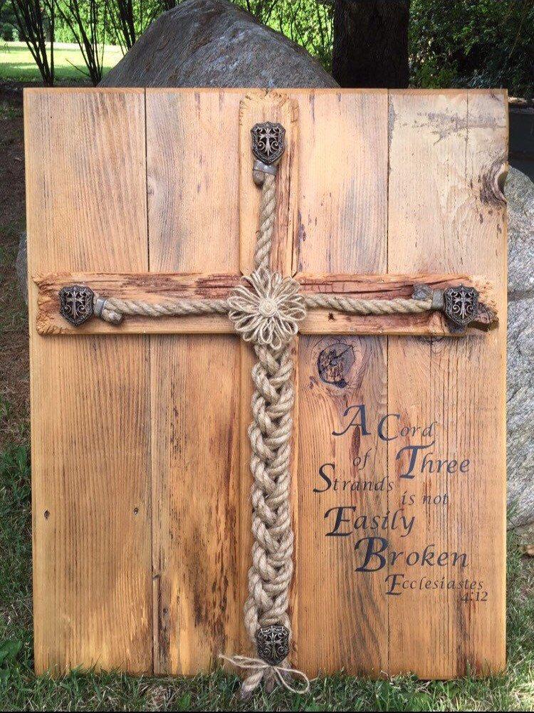 On Sale! Personalized Rustic Wedding Alternative Unity