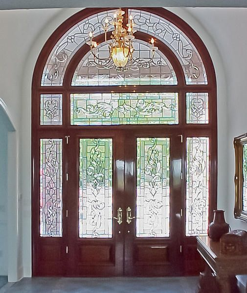 Front doors elegant bing images cool doors entryways for Elegant front doors