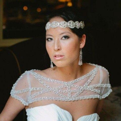 Tocados para novias Emily Riggs Bridal Tocados para novia Emily Riggs Bridal – Vestidos de Novia