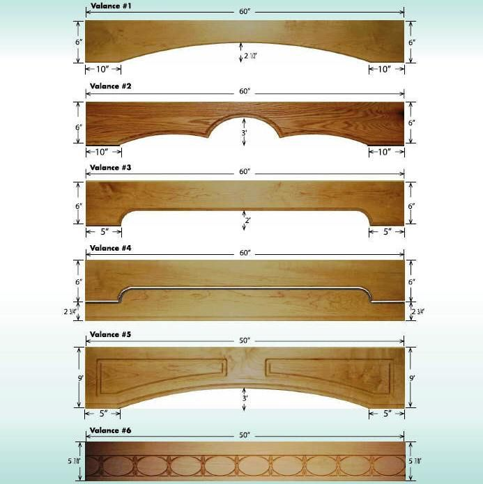 Image Detail For Our Business Starts With Our Customers Needs And Finishes With Their Wood Valance Wooden Valance Wood Valances For Windows