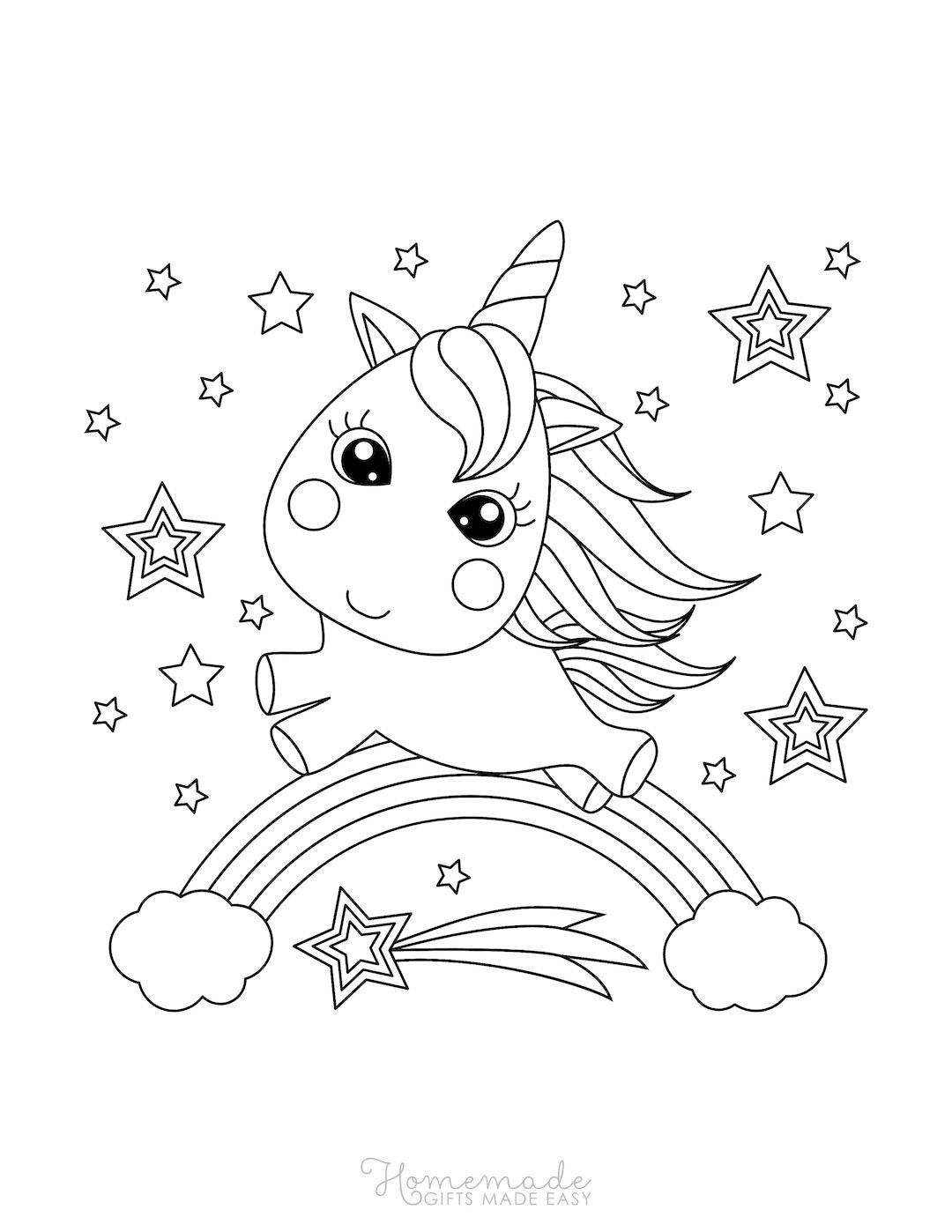 75 Magical Unicorn Coloring Pages For Kids Adults Free Printables Unicorn Coloring Pages Coloring Pages Zoo Coloring Pages