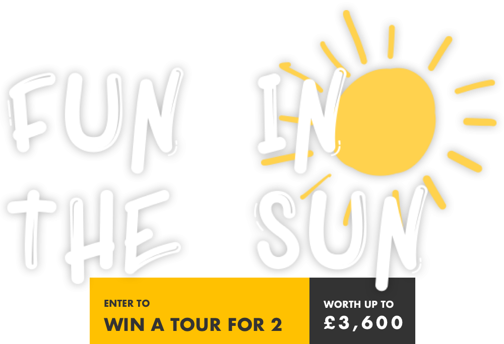 Win A Tour For 2 Worth Upto 3 600 Tours Travel Fun Win A Trip