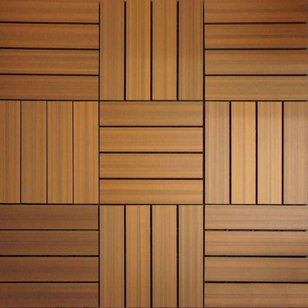 10 Pk Teak Patio Flooring 1 Mat Nelson Rd Vaughan Nc 27586