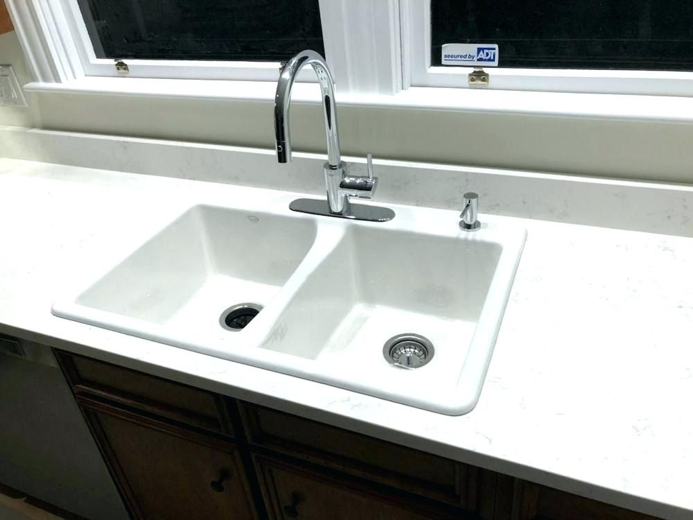Aluminum Vs Cast Iron Sink In 2020 Cast Iron Sink Sink Cast Iron