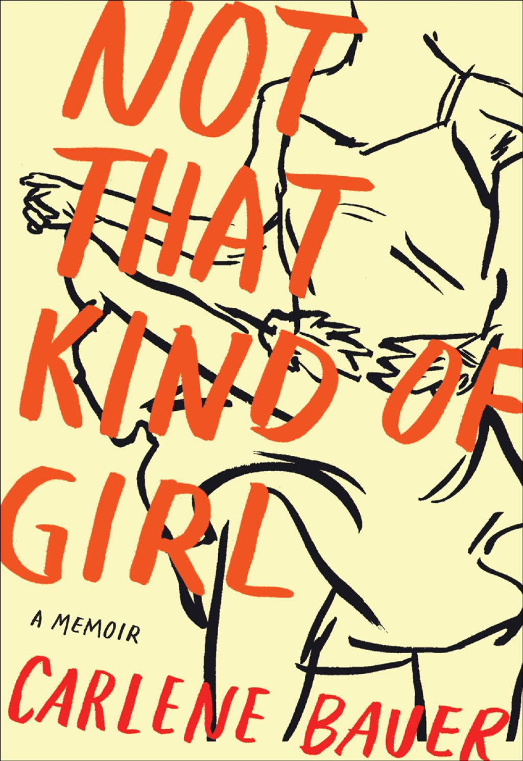 Not That Kind of Girl (eBook) Books, Book cover design