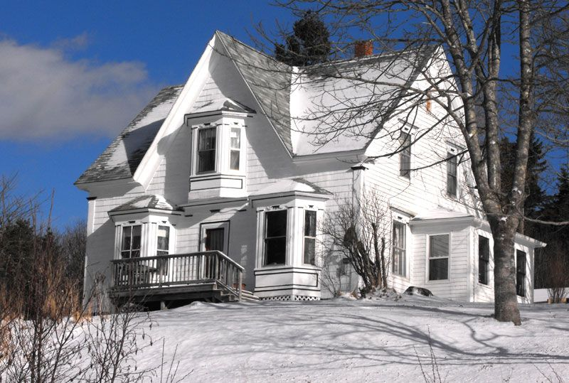 Classic Nova Scotia home on the French shore for $79,000