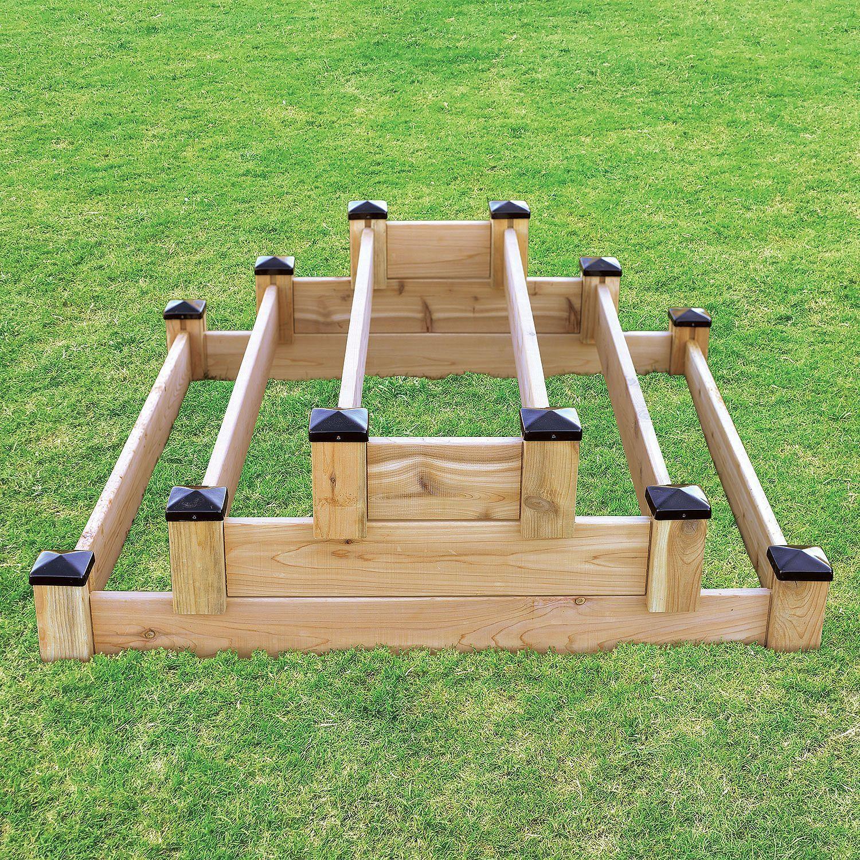 41a7443195880695b3168ff6385d826c - Greenland Gardener Cedar Garden Bed Kit