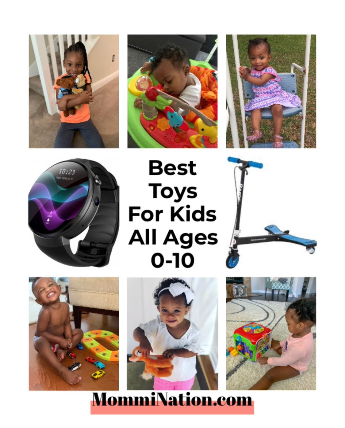 Best Toys for All Kids Ages 0 to 10