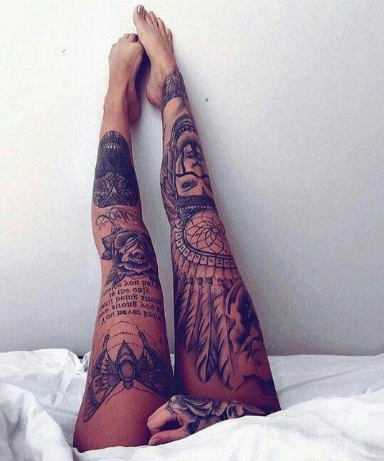 pin von annika bayer auf k rperk nste pinterest beine tattoo ideen und tattoo k nstler. Black Bedroom Furniture Sets. Home Design Ideas