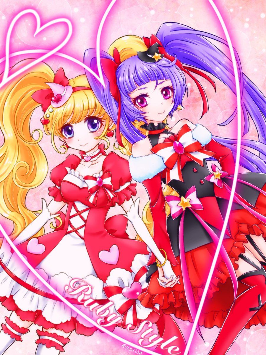「Mahou Tsukai Pretty Cure!」おしゃれまとめの人気アイデア|Pinterest