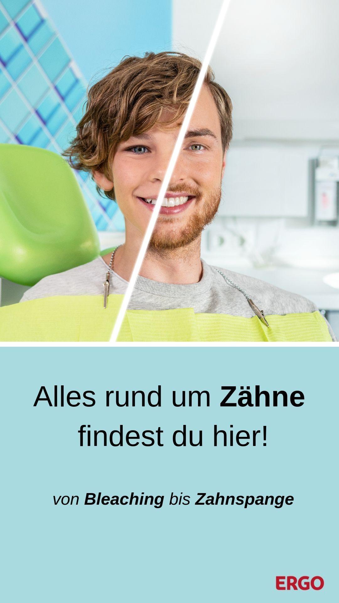 Einfach Sorglos Ergo Zahnversicherung Ergo Blog Zahne Gesundheit Zahnspange